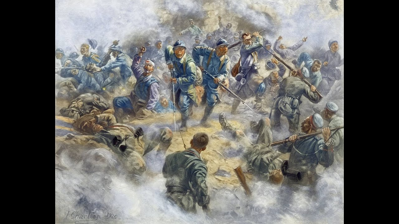 Battle of verdun photos WWI Centennial: Invitation to the Devil Verdun