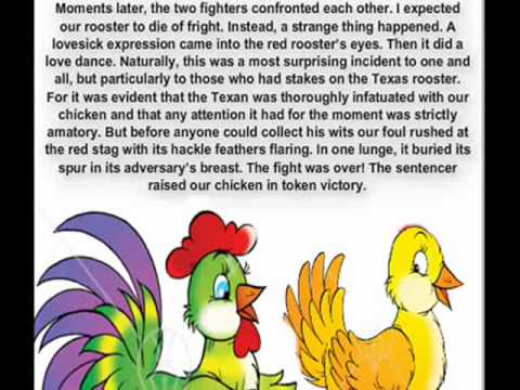 my brother s peculiar chicken by alejandro roces Philippine literature my brother's peculiar chicken (alejandro r roces) my brother kiko once had a very peculiar chicken.