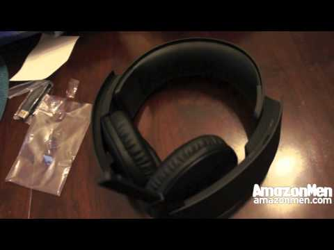 Official SONY PS3 Wireless 7.1 Surround Sound Stereo Headset - Unboxing and Review