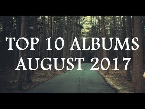Top 10 Metal Albums (AUGUST 2017)