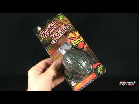 It Came from the Dollar Store - Special Forces Grenade