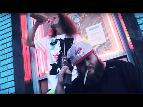 ACTiON BRONSON & RiFF RaFF  BiRD ON A WiRE OFFiCiAL ViDEO