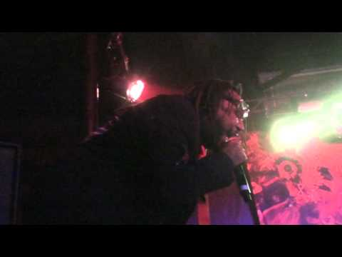 Skindred - Live @ Milk Moscow 18.11.2011