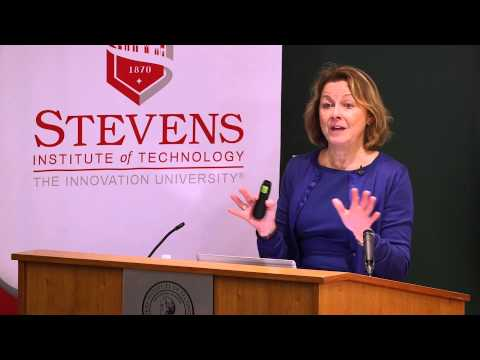 Stevens Institute of Technology:  Provost's Lecture Series - Linda Sanford, SVP - IBM