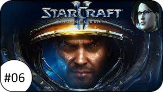 WENN ZWEI SICH STREITEN ... | #06 | StarCraft II - Wings of Liberty | Flu - BetterNotGames