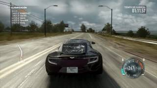 Need For Speed The Run: Aston Martin One-77