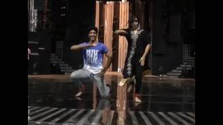 Abigail And Sanam(Abhinam) Mind-blowing Dance Practice Video For Bach Baliye