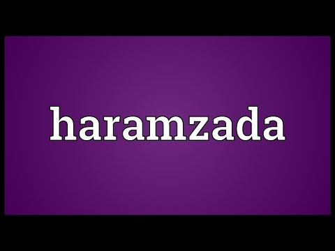 Header of haramzada