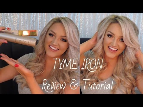 TYME IRON   Review & Tutorial
