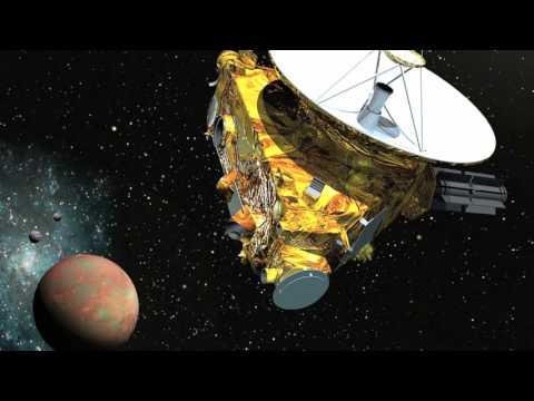 Pluto 'Pandemonium' | Space News