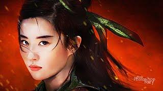 Disney's Mulan (2019) - Crystal Liu Yifei as Mulan | Concept Design (Unofficial)