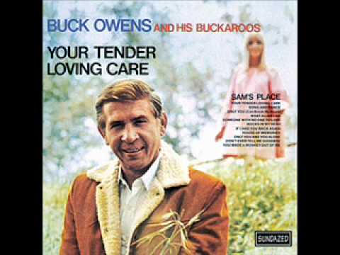 Buck Owens - What A Liar I Am