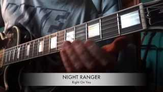 Watch Night Ranger Right On You video