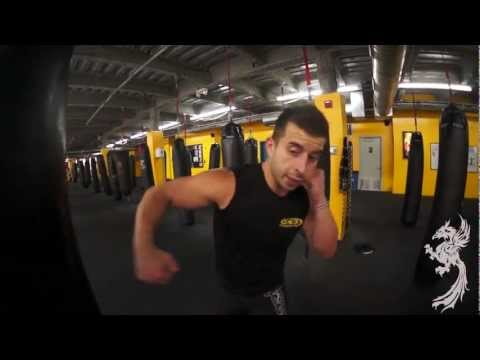 Kickboxing Striking Basics | Part 1 | Punching -- Power Hook Revisited Image 1