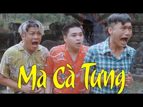 Phim Hài 2018 - Ma Cà Tưng | Xuân Nghị, Thanh Tân, Duy Phước | Phim Hài 2018