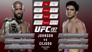 Download UFC 197: Inside The Octagon - Johnson vs. Cejudo 3Gp Mp4