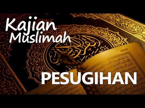 Kajian Muslimah : Pesugihan Biar Cepat Kaya - Ustadz Abduh Tuasikal, ST. MSc
