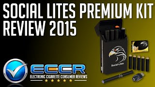 In-Depth Social-Lites Premium Kit eCig Review 2015 - Unbiased eCig Consumer Reviews
