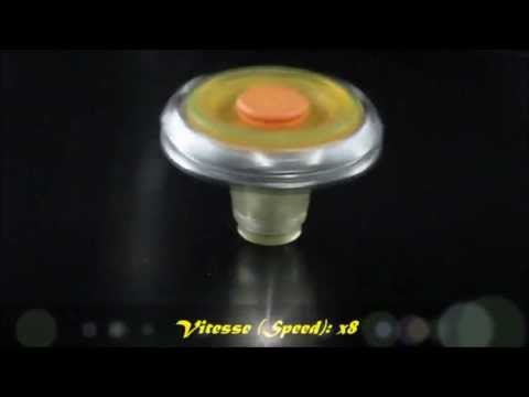 BB-126-FX Flash Sagittario 230WD REVIEW and TEST Beyblade Hyperblades SPARK FX (Hasbro) HD! AWESOME