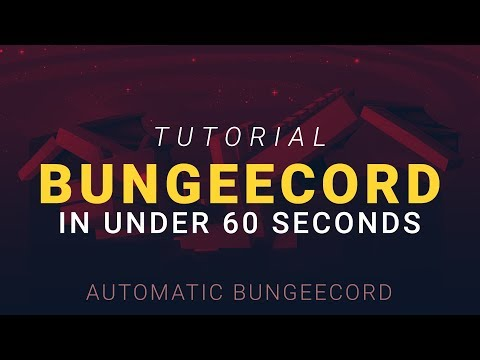 Install an Entire BungeeCord Network in under 60 Seconds