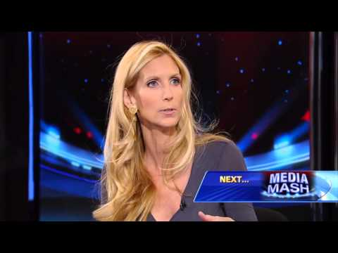Another Shocking  Ann Coulter Moment