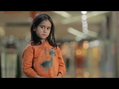 Estremecedor vídeo de Unicef para concientizar sobre la infancia