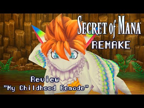 My Childhood Remade - Secret of Mana Remake Review