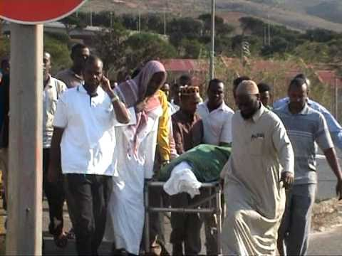 Somali lagu dilay Cape Town -  somali video