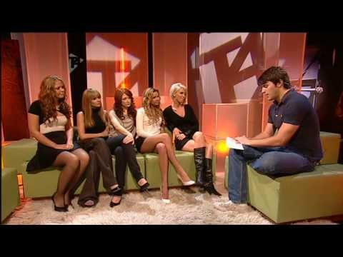 Girls Aloud T4 Takeover - 24th Sept 2006 (Sarah Harding) 4
