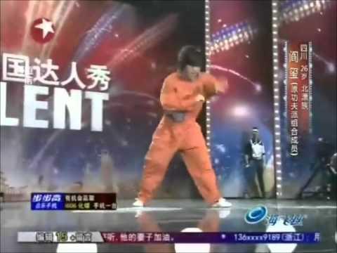 ... Winner Final Zhuojun 卓君 Chinas got talent 2011 中国达人秀