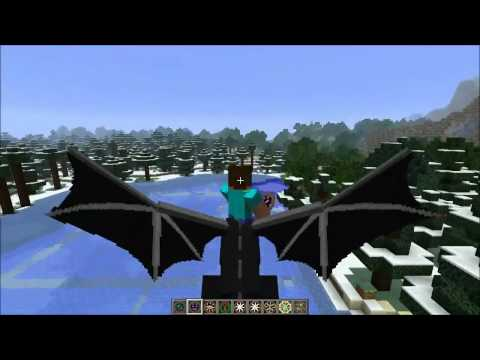 MINECRAFT MOD: ANIMAL BIKES [1.7.5] HD [German/Deutsch] Review/Tutorial