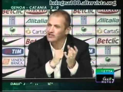 Bologna FC 1909 21/09/2011 Juventus – Bologna 1-1 Bisoli in sala stampa