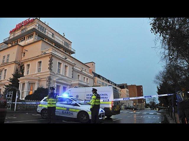 Un muerto y dos heridos por bala durante un pesaje de boxeo en un hotel de Dublín