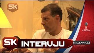 Slaven Bilić o Mundijalu 2018, Srbiji, Hrvatskoj   SPORT KLUB Fudbal