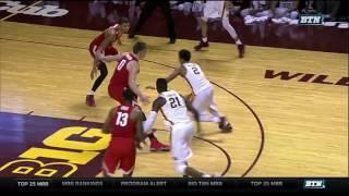 Amir Coffey Drive, Dunk-and-1 vs. Ohio State