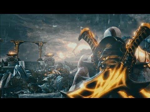 God of War III: Кратос против Зевса 2