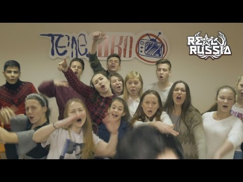 """TV and Radio School For Kids. """"Real Russia"""" ep.119 (4K)"""