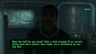 Fallout 3-How Returning to Vault 101 Should Have Gone