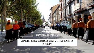 Resumen Acto de Apertura del Curso Académico 2018/2019