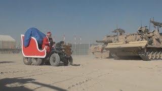 Julehilsen fra ISAF Hold 16