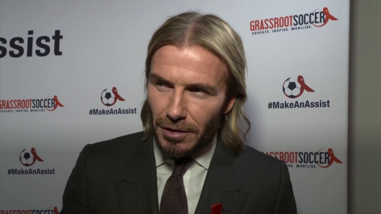 No easy games in FIFA World Cup: David Beckham reacts to Russia 2018 draw