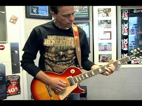 How To Play Guitar - Riffs 101 Lesson #22: Elton John's Saturday Night's Alright (For Fighting)