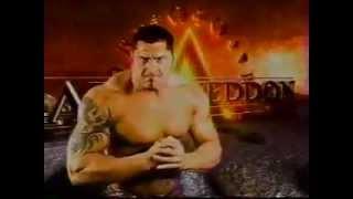 WWE Armageddon 2002 Match Card.mp4