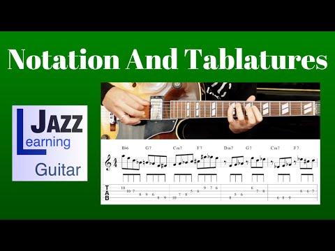 Jazz Guitar Lesson #11 - Progression #2 (Rhythm Changes In Bb) - Improvisation #1