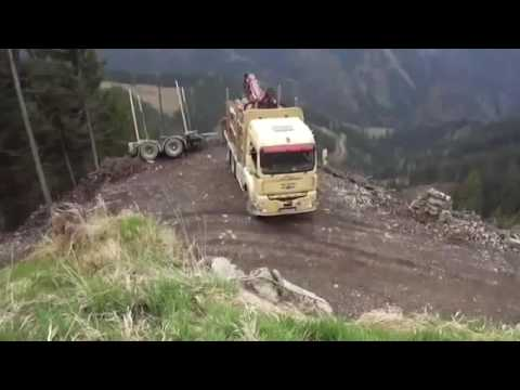 Truck driver teach driving lessons
