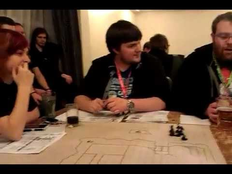 Gemucon D&D Session w/ Jesse Cox and Dodger #1 - Intro