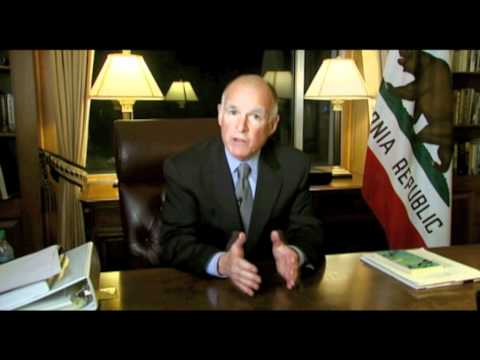 Governor Brown Checks In With the People of California 3.21.2011