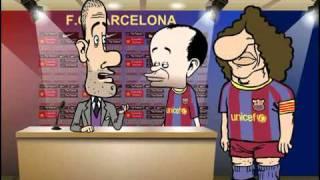 MarcaToons - El Getafe B Es Muy Rápido