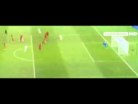 Gareth Bale Speed Chance to Score |Real Madrid vs AS Roma 6-7  [International Champions Cup 2015]
