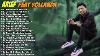 Download lagu YOLANDA FEAT ARIEF FULL ALBUM 2021 - REMBULAN MALAM, HARUSKAH AKU MATI